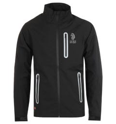 Luke 1977 Adnams 2 Black Waterproof Jacket