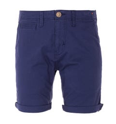 Luke 1977 Corbrite Chino Shorts - Navy
