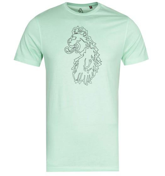 Luke 1977 Chain Logo Mint Green T-Shirt