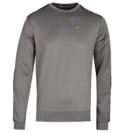 Luke 1977 Trico Sweatshirt - Mid Grey
