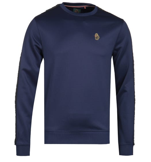 Luke 1977 Trico Sweatshirt - Navy