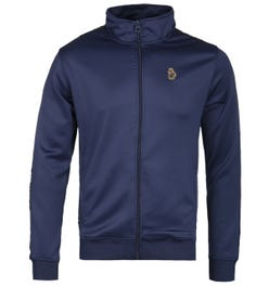 Luke 1977 Trico Taped Navy Track Jacket