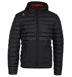 LUKE 1977 Black Bubbla Puffer Jacket