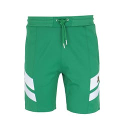 Luke 1977 Lee Sport Chevron Sweat Shorts - Green