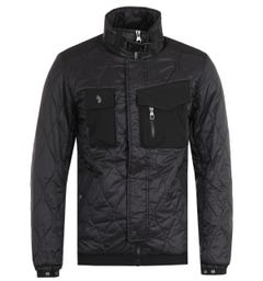 Luke 1977 Beautility Black Utility Pocket Jacket