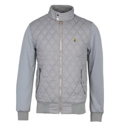 Luke 1977 Lightning Rod Grey Jacket