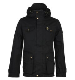 Luke 1977 Tennessee Tornado Black Jacket