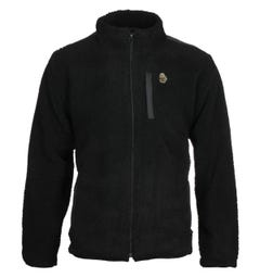 Luke 1977 Black Bear Thrills Zip Through Fleece