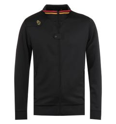Luke 1977 Paseo Martimo Black Zip Sweatshirt