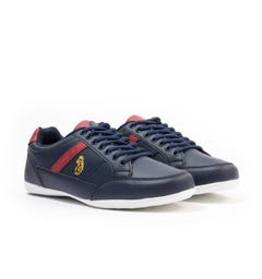 Luke 1977 Joshua Low Top Trainers - Navy