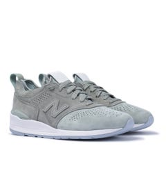 New Balance 997 Made in the USA Green Trainers