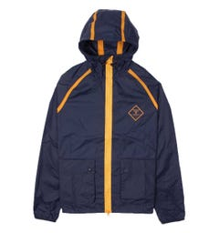 Barbour Beacon Bowhill Navy Parka Jacket