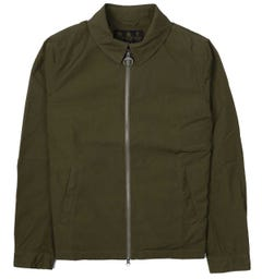 Barbour Casual Wax Cotton Brown Jacket