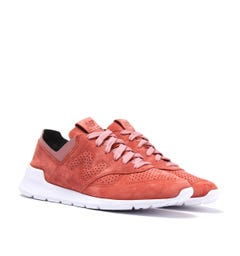 New Balance ML1978 Pink Suede Vibram Sole Trainers