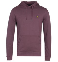 Lyle & Scott Pullover Berry Hoodie