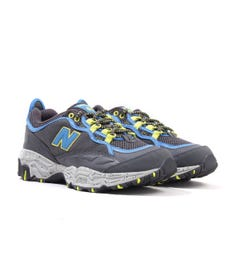 New Balance 801 Mesh Trail Shoes - Grey & Blue