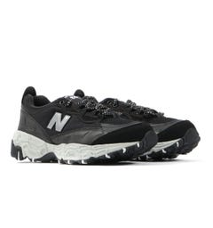 New Balance 801 Mesh Trail Shoes - Black & Silver
