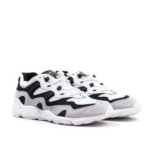 New Balance 850 White with Black Lightweight Performance Trainers