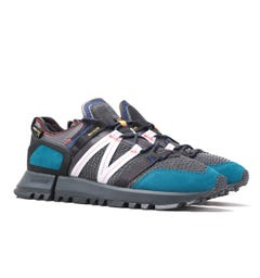 New Balance MSCRC Sportstyle Black, Teal & Grey Trainers
