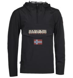 Napapijri Rainforest Black Jacket
