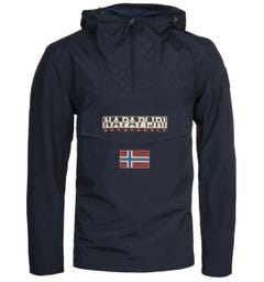 Napapijri Rainforest Navy Jacket