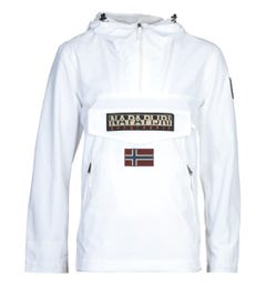 Napapijri Rainforest S Pocket Brilliant White Jacket