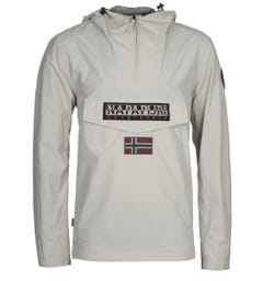 Napapijri Rainforest S Pocket Dove Grey Jacket