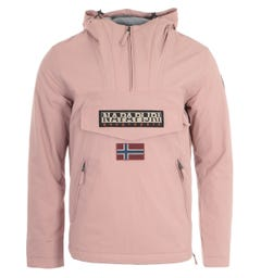 Napapijri Rainforest Winter Pocket Jacket - Pink