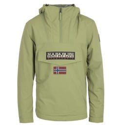 Napapijri Rainforest Green Winter Jacket