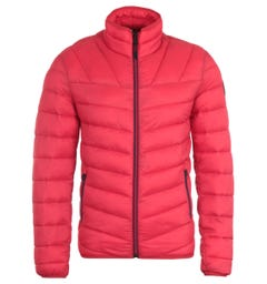 Napapijri Aerons Short Jacket - Red