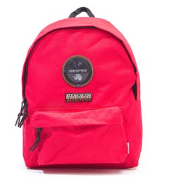 Napapijri Voyage Two Red Backpack