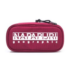 Napapijri Happy Bordeaux Pencil Case