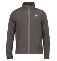Henri Lloyd Grey Soft Shell Zip Jacket