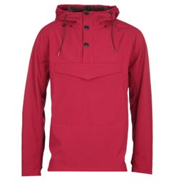 CP Company Soft Shell Red Goggle Jacket