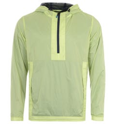 PS Paul Smith Packable Ripstop Hooded Anorak - Neon Yellow