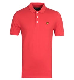 Lyle & Scott Polo Shirt - Red