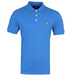 Lyle & Scott Polo Shirt - Lake Blue