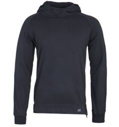 CP Company Pullover Navy Goggle Hoodie