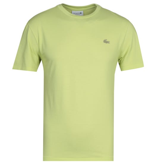 Lacoste Yellow Homme T-Shirt