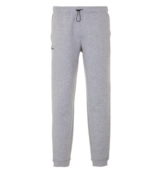 Lacoste Contrast Accent Joggers - Grey Marl