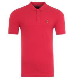 Luke 1977 Williams Polo Shirt - Red