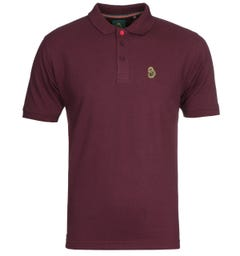 Luke 1977 Williams Shiraz Pique Polo Shirt