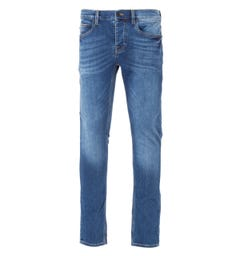 Luke 1977 Vacuums Slim Tapered Fit Jeans - Bad Boy Blue