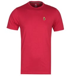 Luke 1977 Trousersnake Red T-Shirt