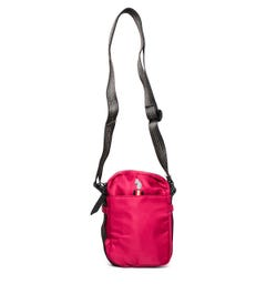 Luke 1977 Fernau Nylon Deep Red Cross Body Bag
