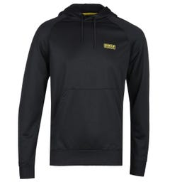 Barbour International Small Logo Black Hoodie