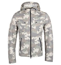 Colmar Originals Camouflage Research Khaki Hooded Jacket
