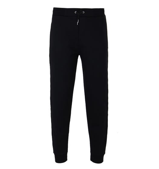 McQ Alexander McQueen Black Sweat Pant