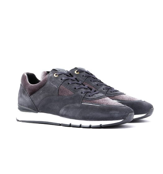 Android Homme Grey Belter 2.0 Trainers