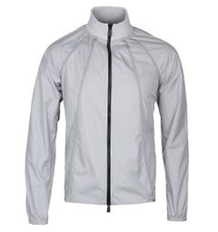 Christopher Raeburn Grey Recycled Lightweight Waterproof Jacket